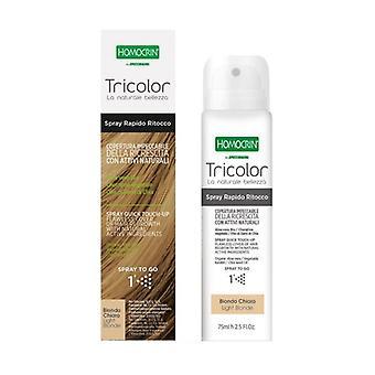 Tricolor Vaalea Blondi Touch Up Spray 75 ml