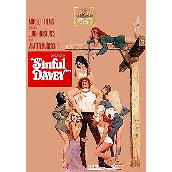 Sinful Davey (1969) [DVD] USA import