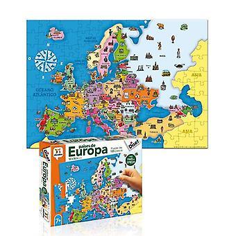 Europeiske utdanningsland Diset (ES)