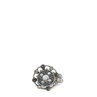 Μαντέψτε γυναίκες's χάλυβα στρας δαχτυλίδι