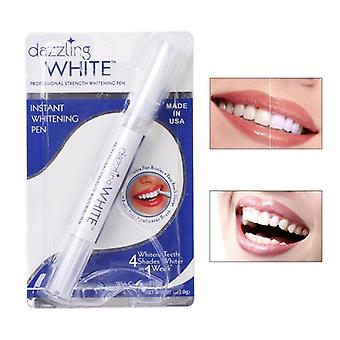 Popular White Teeth Whitening Pen Tooth Gel - Whitener Bleach Remove Stains  Oral Hygiene Peroxide Gel