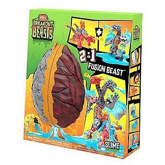 Set of Figures Fusion Beasts Mattel