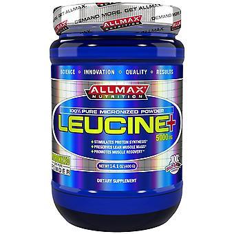 ALLMAX Nutrition, Leucine, 5,000 mg, 14.1 oz (400 g)