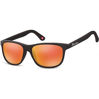 Sunglasses Unisex by SGB black/red (MS48)