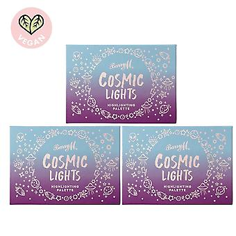 Barry M 3 X Barry M Cosmetics Cosmic Lights Palette