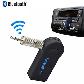 2.4g Wireless Bluetooth Car Receiver 3.5 Adapter Mini 3.5mm Jack Aux Audio Transmitter Handsfree For Phone Call Car Music Tv