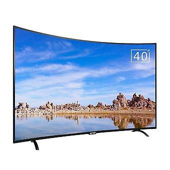 40 pulgadas Smart Television Led Pantalla CurvaDa Tv Android Con Wifi