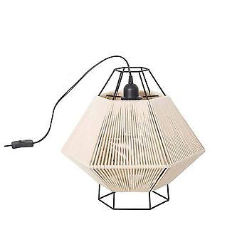 Leds-C4 Legato - 1 Light Table Lamp Black, Beige, E27