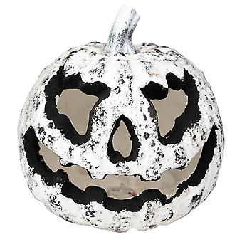 White and Black Pumpkin, Decoration - Halloween