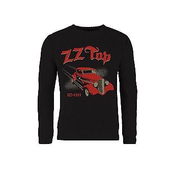 Zz Top Eliminator Knitted Sweater/ Jumper