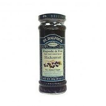 St Dalfour - Blackcurrant Fruit Spread 284g