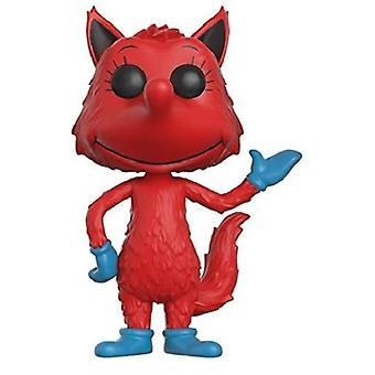 Funko - Books Dr. Seuss Fox In Socks POP! Vinyl Kids Toy