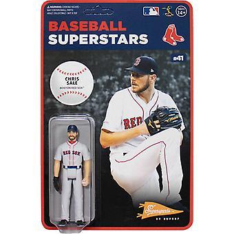 Mlb Moderne Reaksjon W1 - Chris Salg (Red Sox) USA import