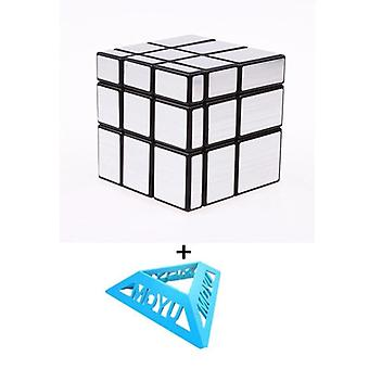 Magic Mirror Cubes Cast Coated Puzzle - Professional Speed Cube Education