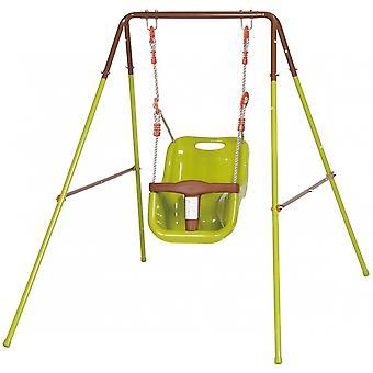 Altalena da giardino. Parco giochi per 1 persona per bambini