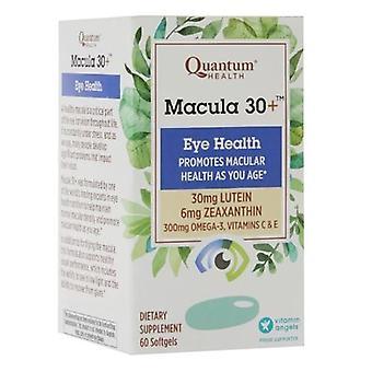 Quantum Health Macula 30, 60 Softgels