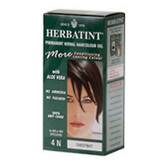 Herbatint Herbatint Permanent Hair Color Gel (4n), 4 Oz