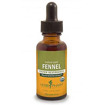 Estratto di fennel di herb Pharm, 1 Oz