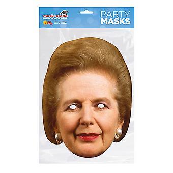 Masque-arade Margaret Thatcher Party Masque