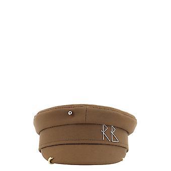 Ruslan Baginskiy Kpc09brown Women's Brown Cotton Hat