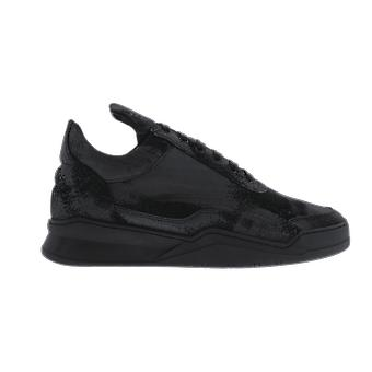 Filling Pieces Low Top Ghost Black 25228481847ALL  shoe