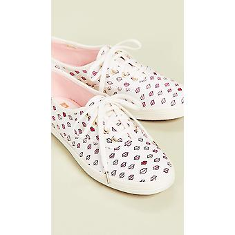 Keds mulheres ' s x Kate Spade New York glitter Sneakers