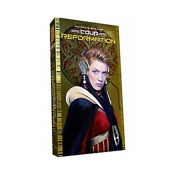 Coup Reformation Strategy Board Game