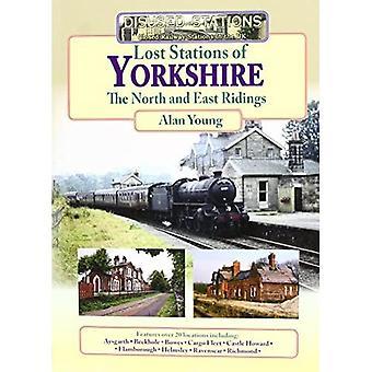 Mistede stationer i Yorkshire