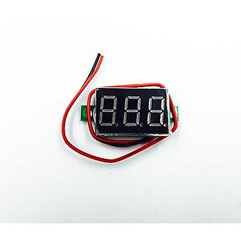 Digitale Led Mini Display Module Voltmeter Voltage Tester Panel Meter Gauge Gauge
