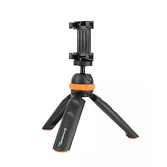Mini tripod desktop vertical shooting vlog handle for phone camera