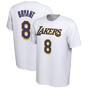 Los Angeles Lakers Kobe Bryant T-shirt Sports Top DX007