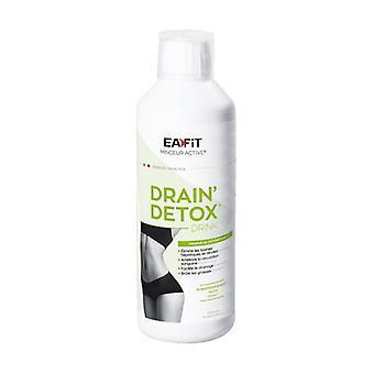 Detox drain - Peach 500 ml (Peach)