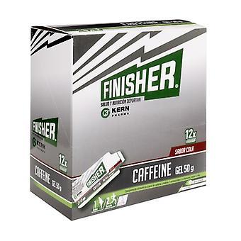 Finisher Caffeine Gel 12 packets