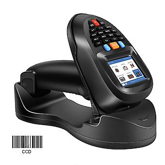 Barcode Scanner Wireless Handheld Portable Data Collector Terminal Inventar