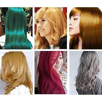 Ammattiväri kerma - harmaa, hopea, violetti hiusten väri