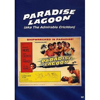 Paradise Lagoon (Aka den beundransvärda Crichton) [DVD] USA import