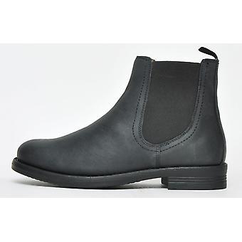 Frank Wright Cid Leather Black