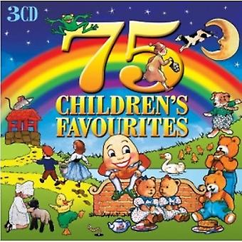 Various Artists - 75 Children's Favourites CD
