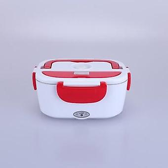Dual Use Home Car Verwarming Lunchbox Thermostaat Food Warmer Container Mini Rijst