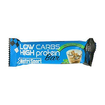 Low Carbs High Protein Bar (Flavor Irish Cream) 1 bar of 60g