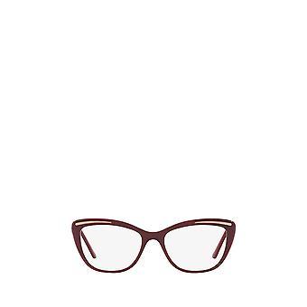 Vogue VO5218 top violet / violet transparent female eyeglasses