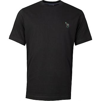 Paul Smith Embroidered Zebra T-Shirt