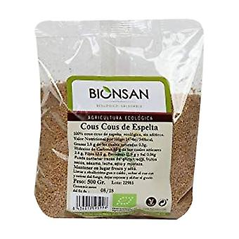 Ecological Spelled Cous Cous 500 g