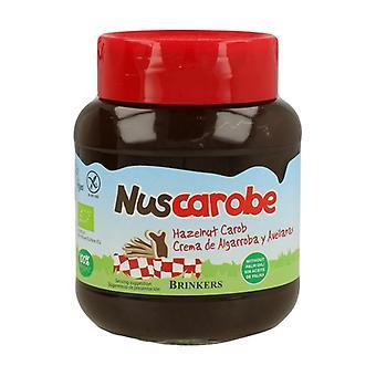 Carob and Hazelnut Cream Bio 350 g