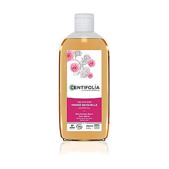 Sensual wavy spicy pink shower gel 250 ml of gel