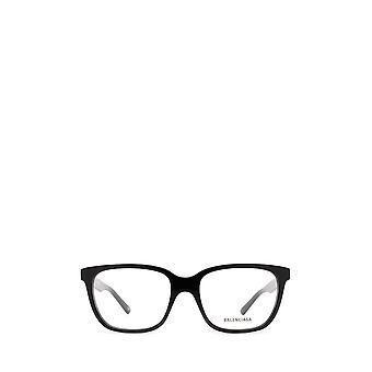 Balenciaga BB0078O black unisex eyeglasses