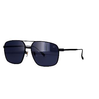 Dunhill DU0004S 002 Black/Blue Sunglasses
