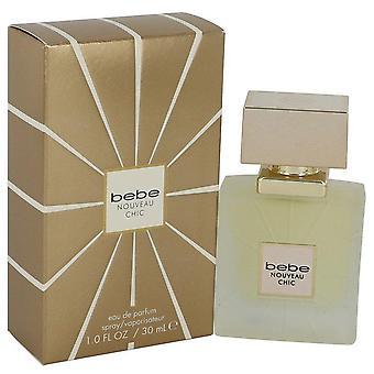 Bebe Nouveau Chic Eau De Parfum Spray By Bebe 1 oz Eau De Parfum Spray