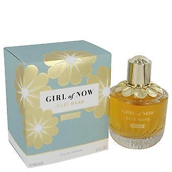 Girl Of Now Shine Eau De Parfum Spray By Elie Saab 3 oz Eau De Parfum Spray