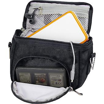 Orzly travel bag for nintendo ds consoles (new 2ds xl / 3ds / 3ds xl/new 3ds / new 3ds xl/original d wof06953